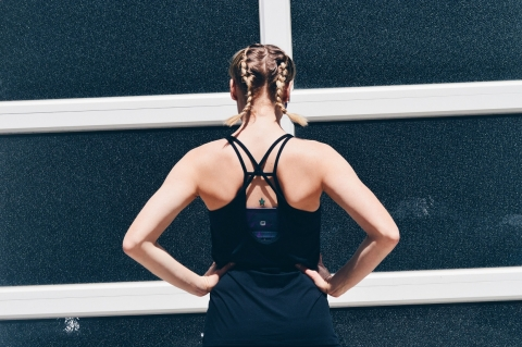 How to Wear Your Hair During Your Workouts Picture